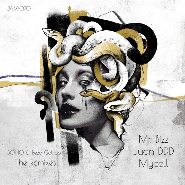 BOHO & Reza Golroo – Medusa Remix Ep