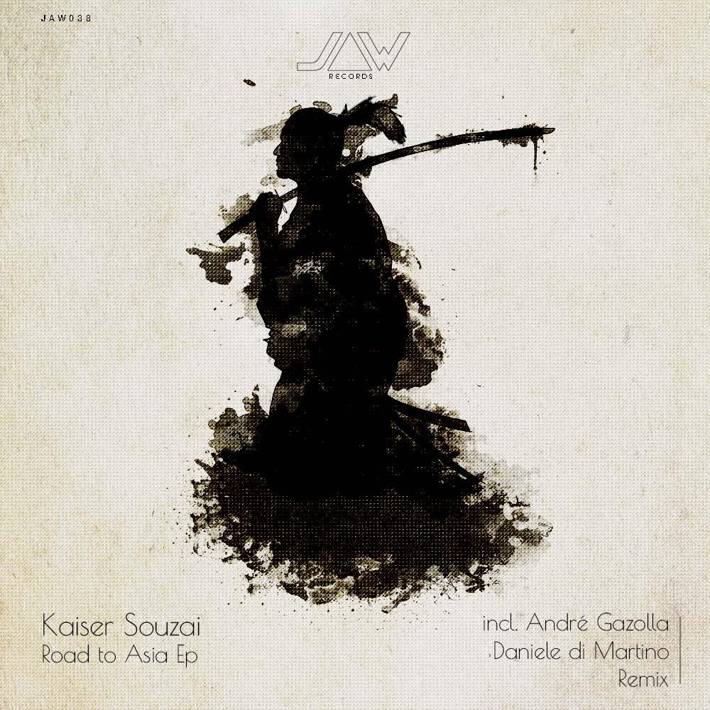 Kaiser Souzai - Road to Asia EP Cover