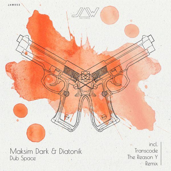 Maksim Dark & Diatonik – Dub Space EP