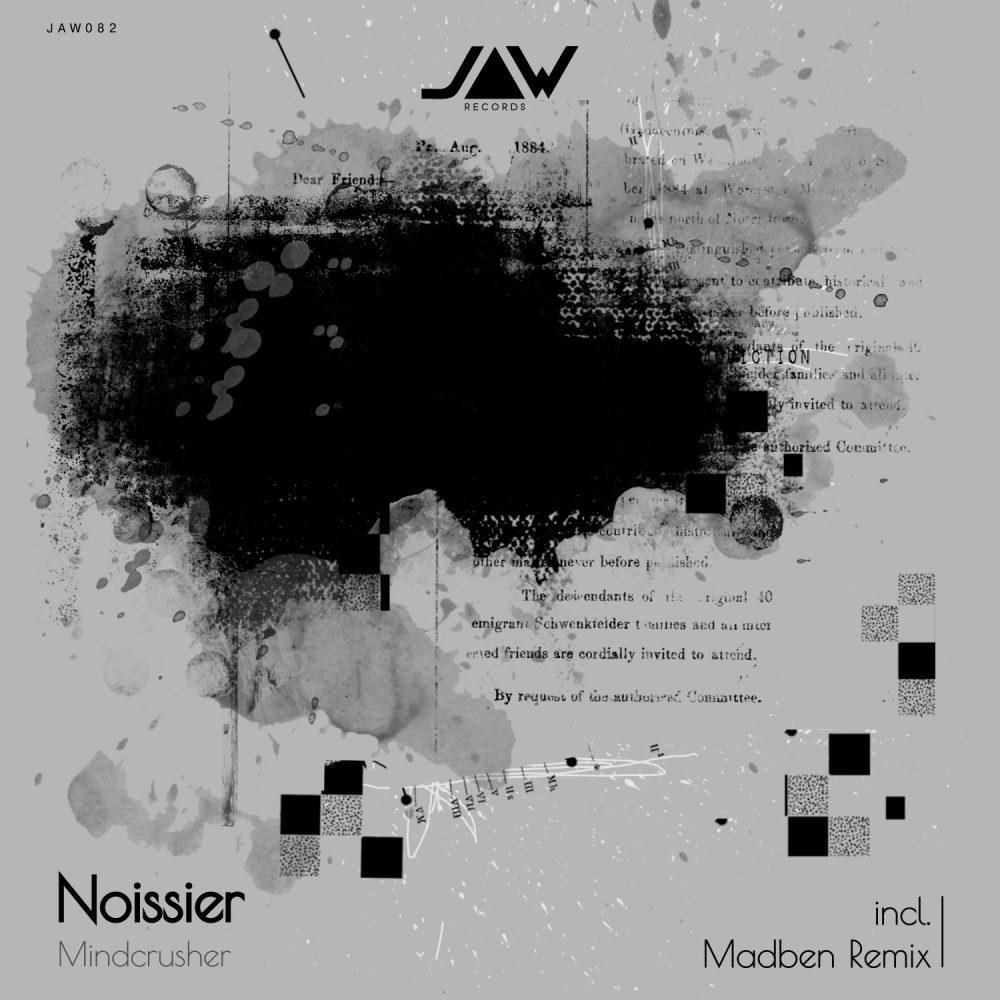 noissier – mindcrusher ep