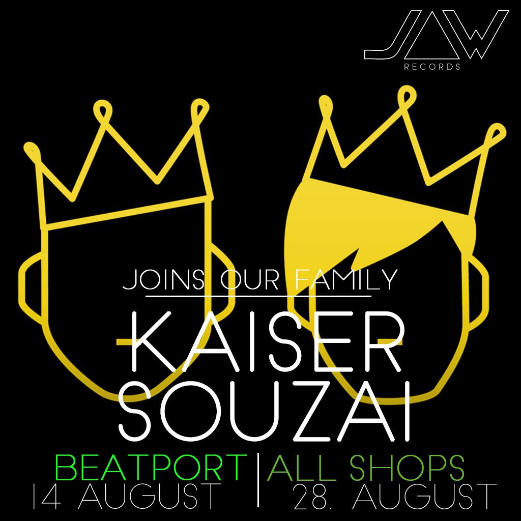 Kaiser Souzai Joins the Family